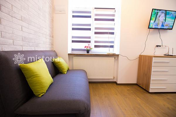 Снять квартиру посуточно в центре Львова Галицкий район, пр-т Свободи 22