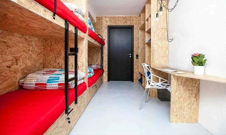 hostel-хостел