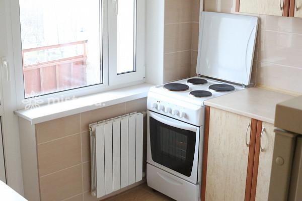 Однокомнатная квартира посуточно в Киеве. Соломенский район, ул. Стадионная 14