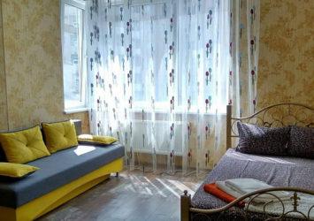 Однокомнатная квартира посуточно в Одессе. Приморский район, ул. Среднефонтанская, 19-Б